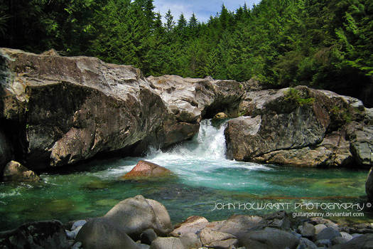 Widgeon Falls