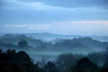 Misty Blue by guitarjohnny