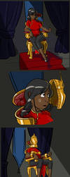 The Golden Throne [COM] by StudentOfRubber