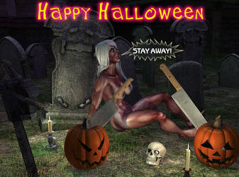 Happy Halloween by newhere