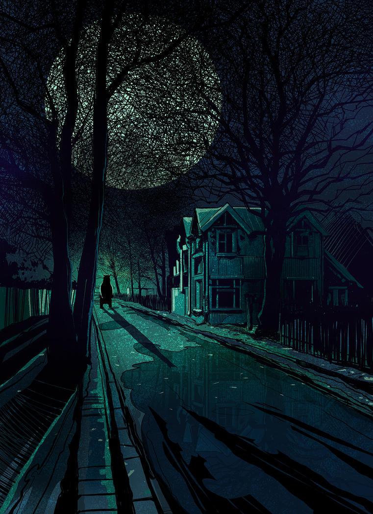 Night by PENSA