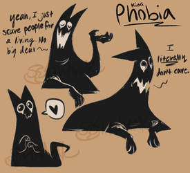 Phobia Sketches by Sindrak