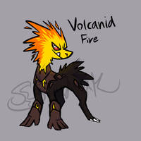 Volcanid by Sindrak