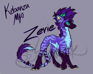 Zerie [APPROVED] by Sindrak