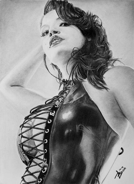 Bianca Beauchamp by kornrad