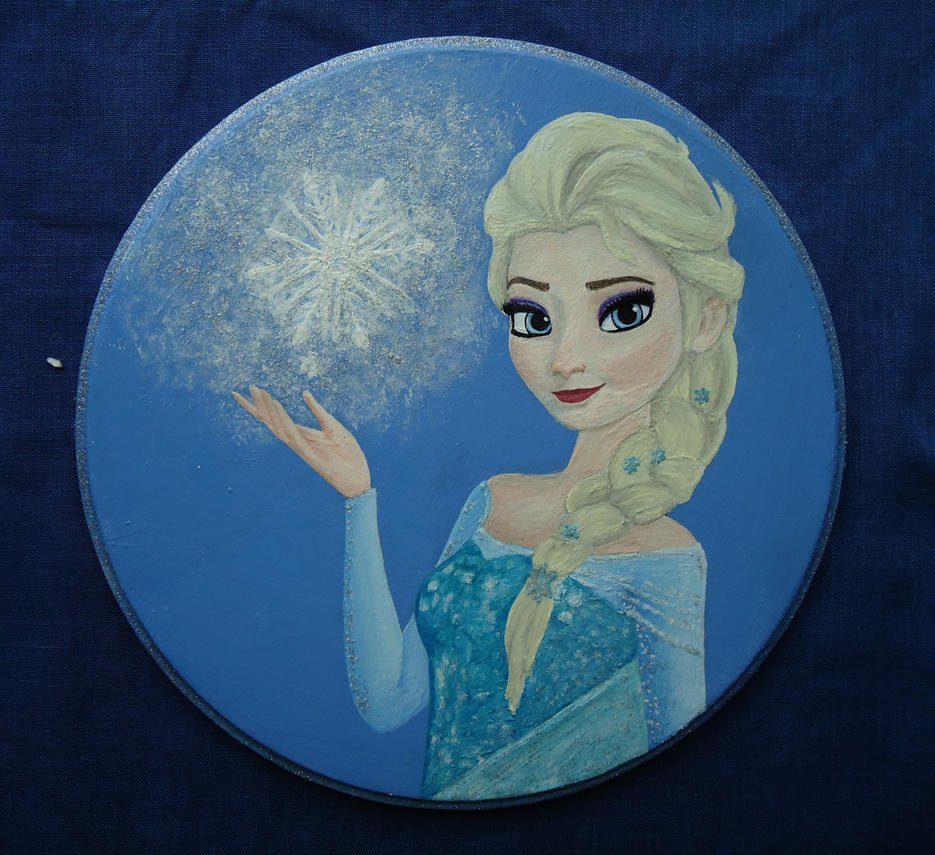 Elsa by CreaturesCrater