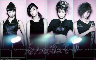 Sistar - dark side by Sweetkrystyna