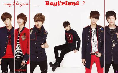 Boyfriend - passion