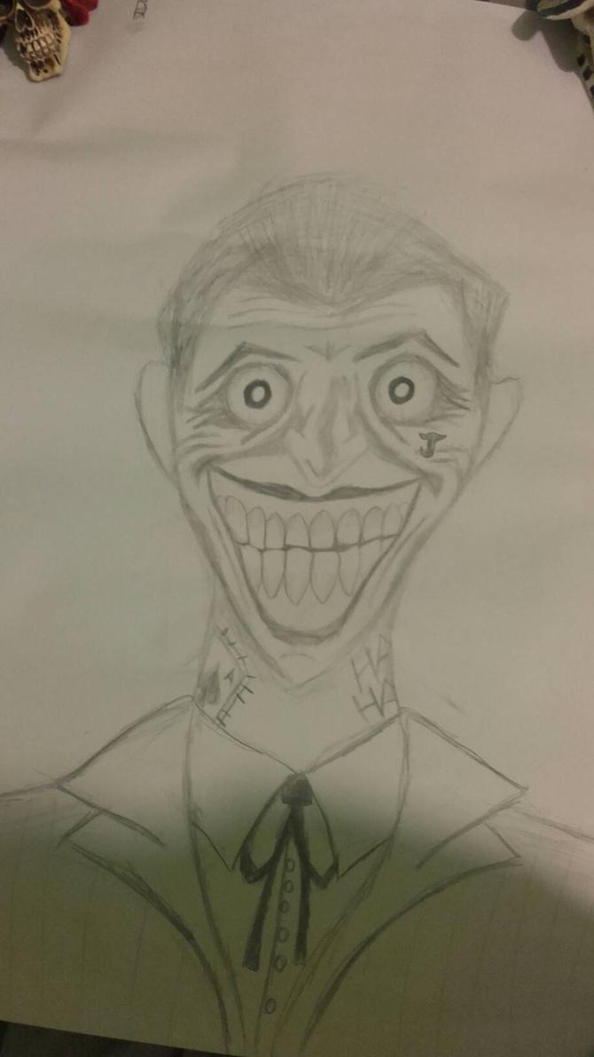 the joker by Ryangodofcomics