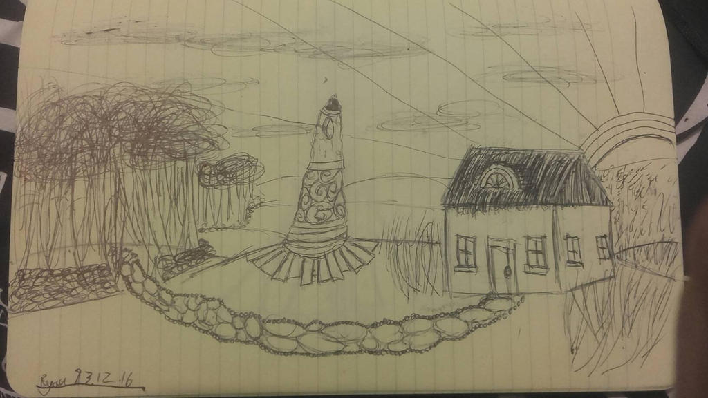 borde in class by Ryangodofcomics