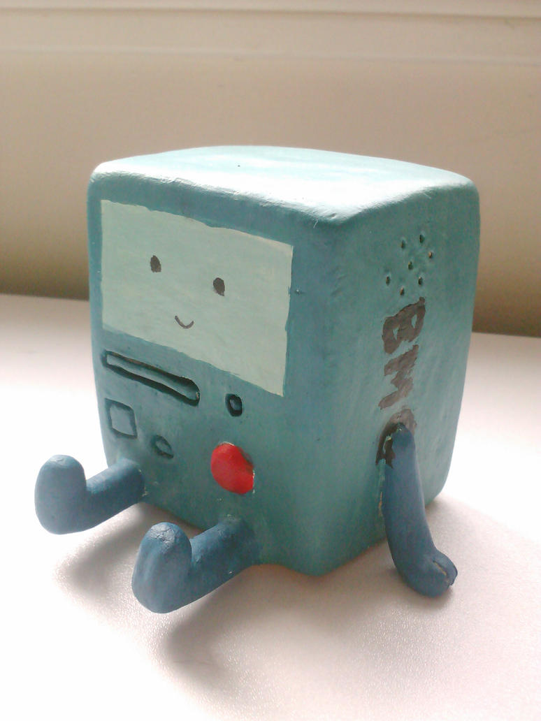 BMO pinchpot by AlexisM96