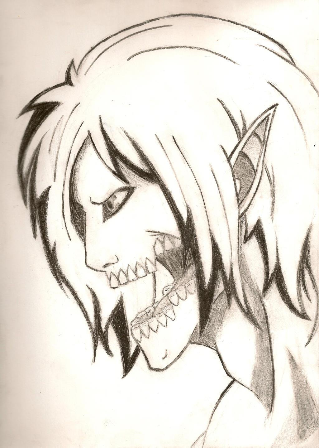 Eren Yeager-titan form by AlexisM96 on DeviantArt