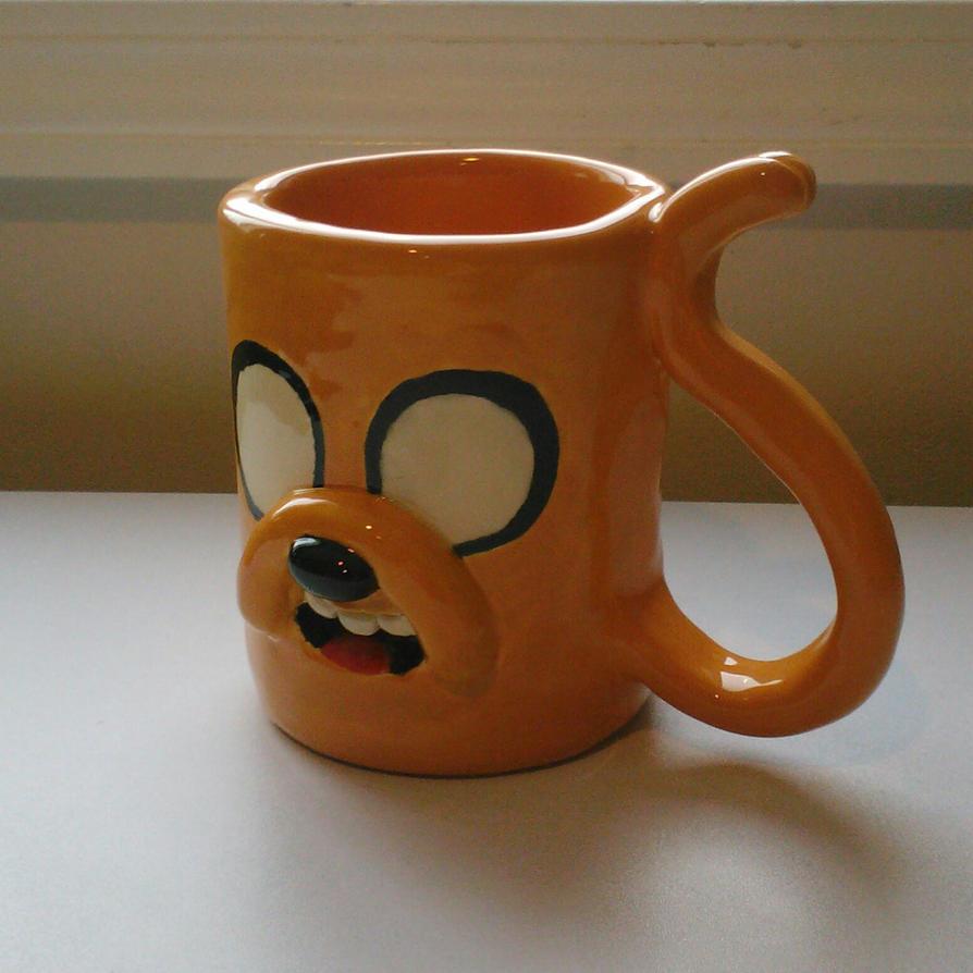 Jake mug by AlexisM96