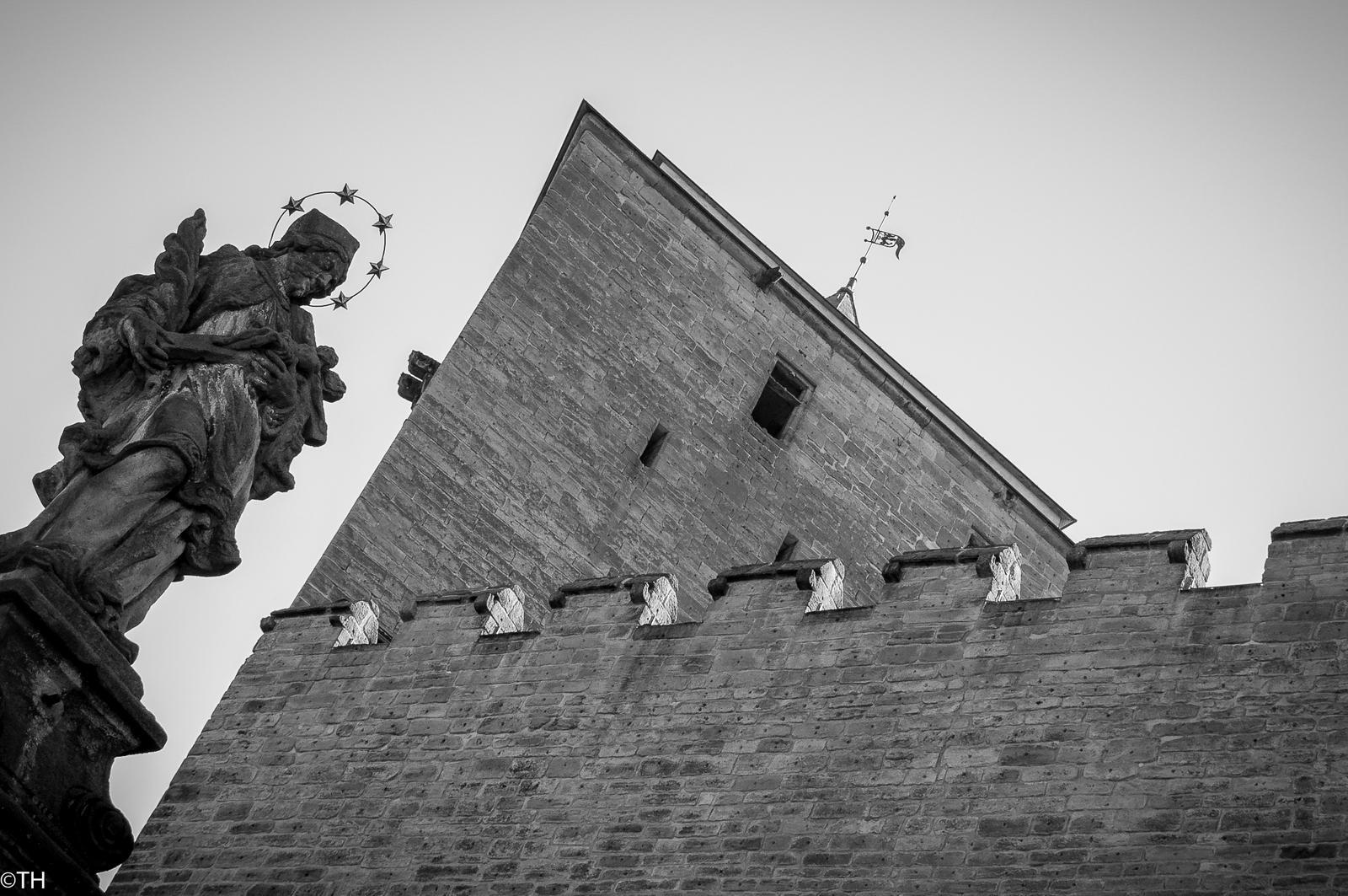 Castle Kost by Zajdaz