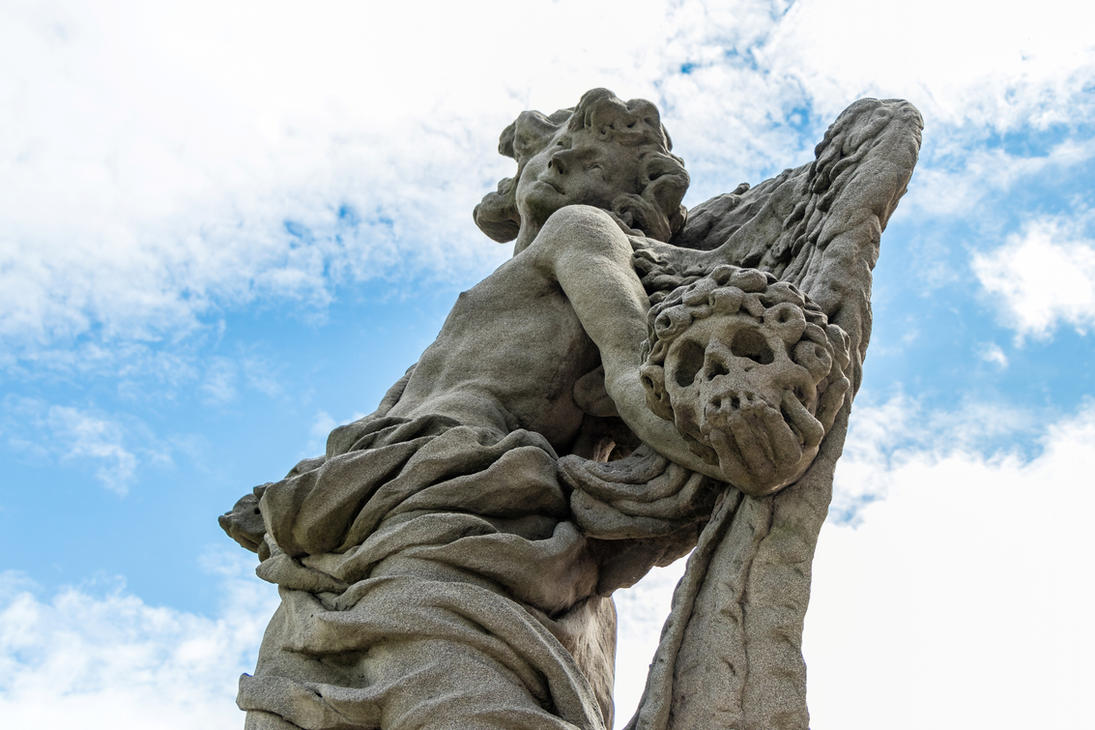 Angel of Blissful Death by Zajdaz