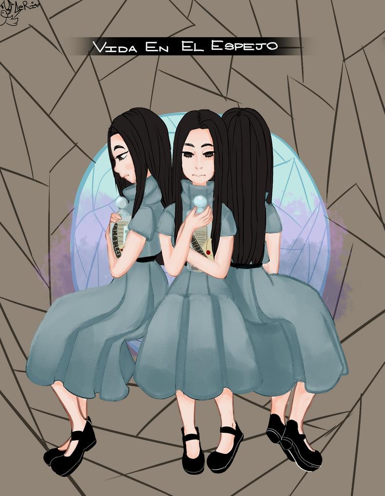 Vida en el espejo by SCKIPCITA