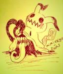 Mimikkyu (peekaboo!)