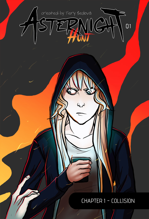 Asternight chapter 1 - Collision by Asternight-comic