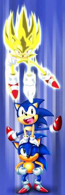 Sonic Bookmark