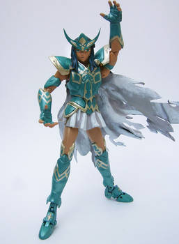 Proteus Saint Seiya custom Prometheus -Spaceweaver