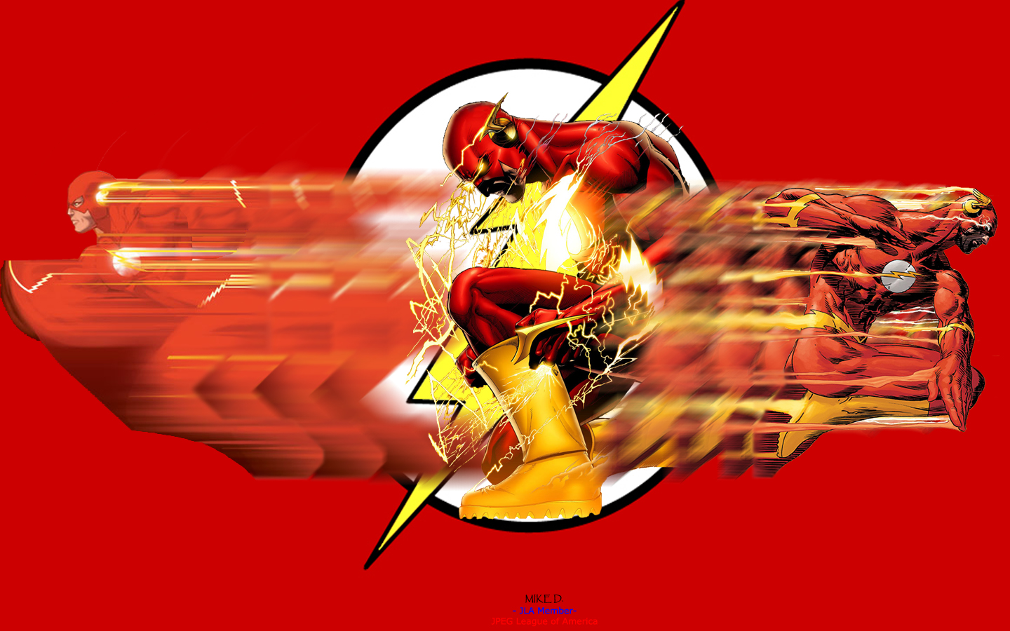 flash legacy family by xionice on deviantart
