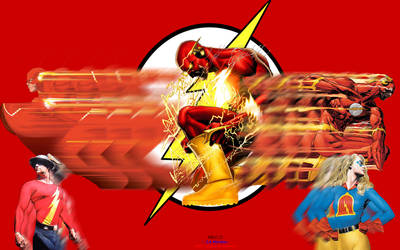 Flash Legacy Family B by Xionice