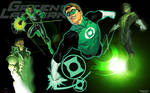 Green Lantern Family