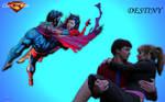 Clark and Lois Destiny