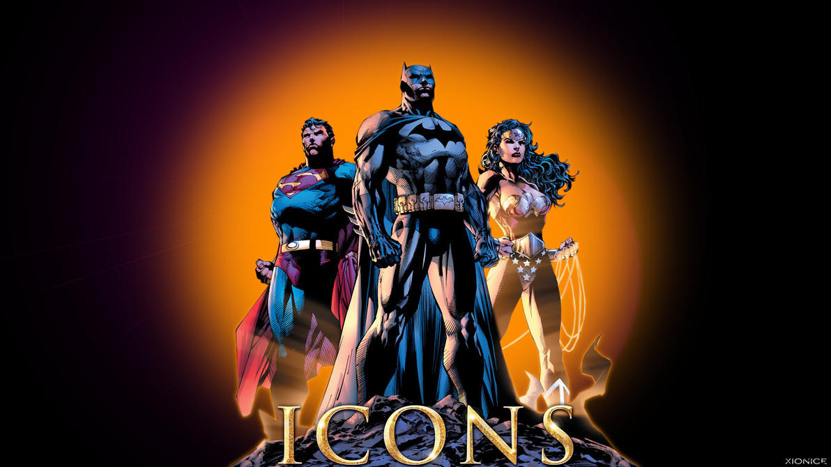 Jim Lee's Icons by Xionice