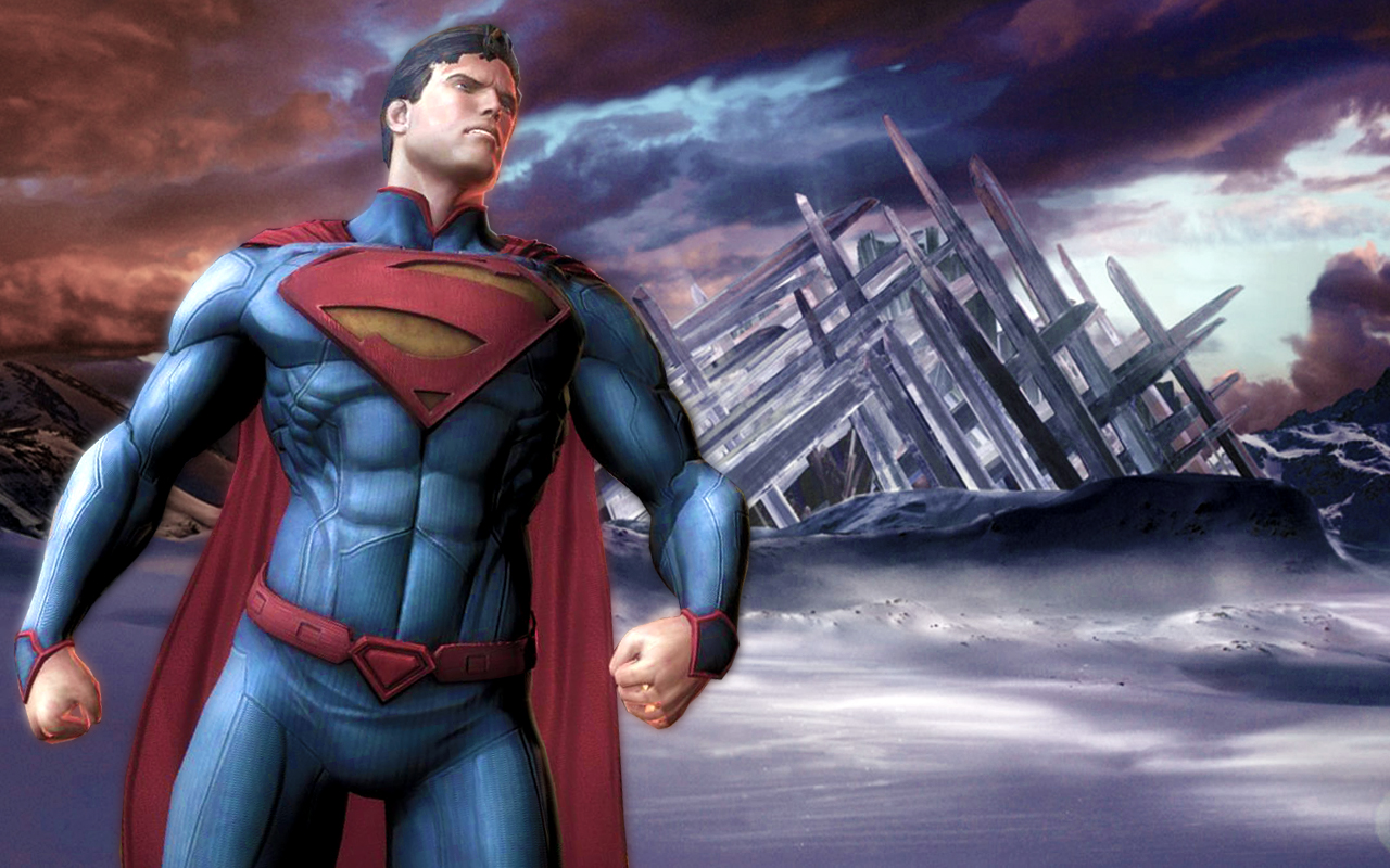 Superman Injustice New 52 By Xionice