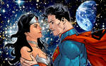 Wonder Woman/Superman Glance