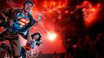 Superman/Wonder Woman Costume Reveals