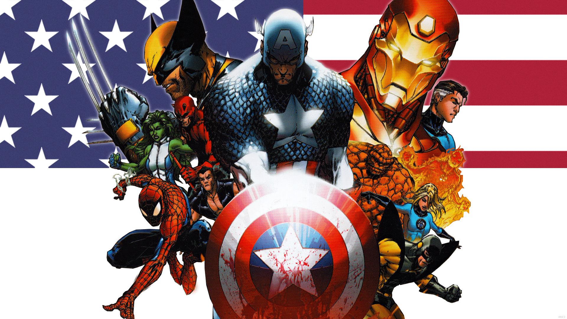 Civil War By Xionice