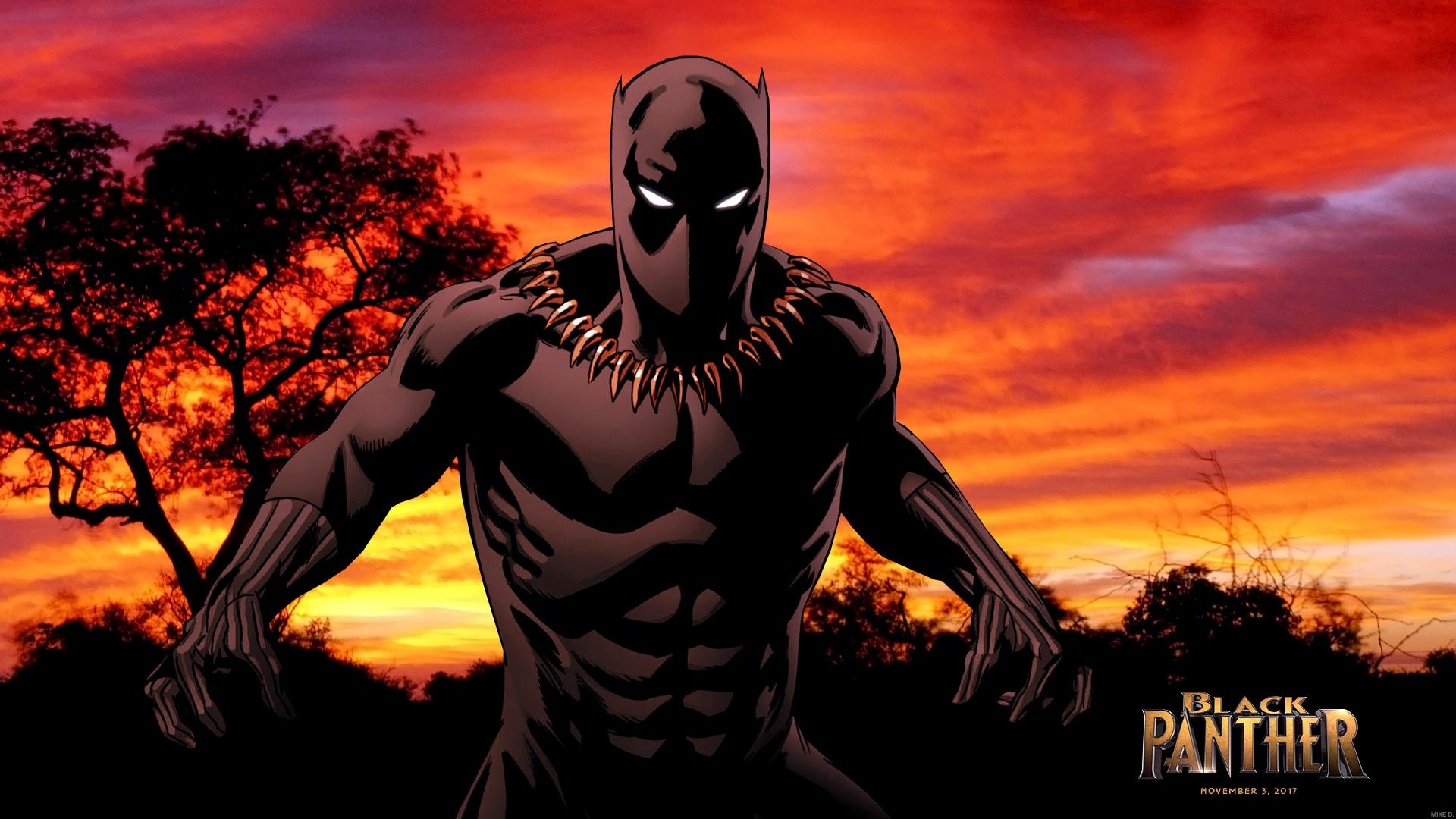 black panther by xionice black panther by xionice