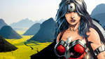 Wonder Woman (God Of War)