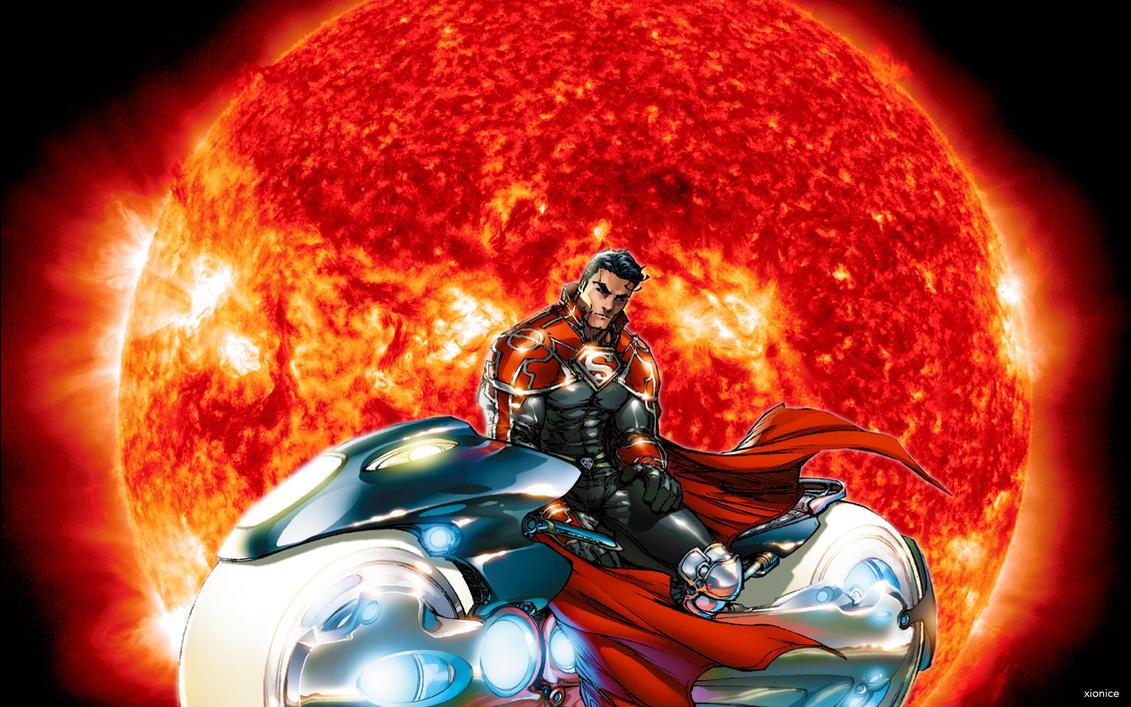 Superman Godfall by Xionice