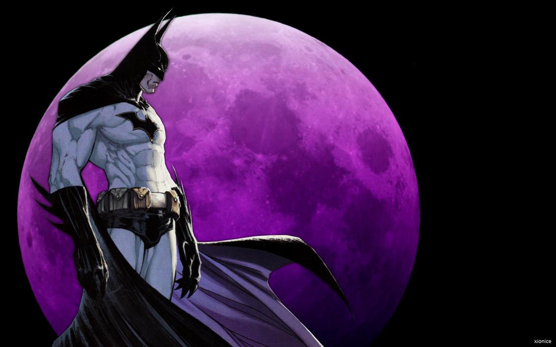 Batman Rebirth by Xionice