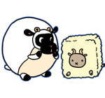 Squishable Match: Sheep! by bluecranberries
