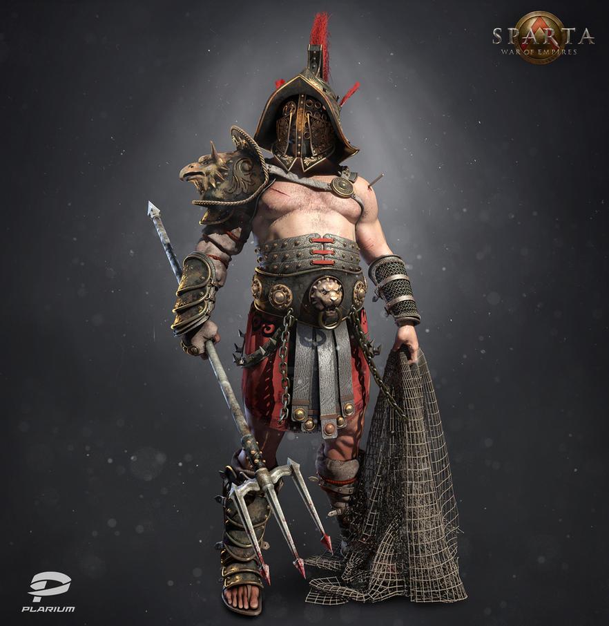 Gladiator by obriy86