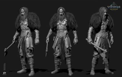 Viking oldman