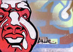 Lucid Canvas, red face