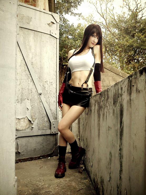 Tifa Lockhart by illiara