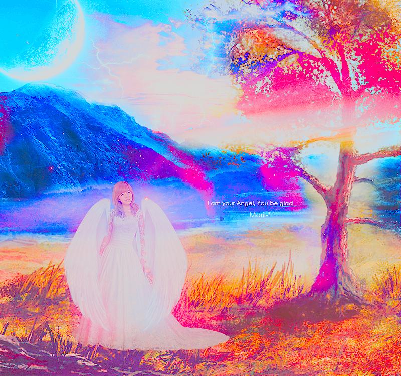 Sunny Angel by MariBeat