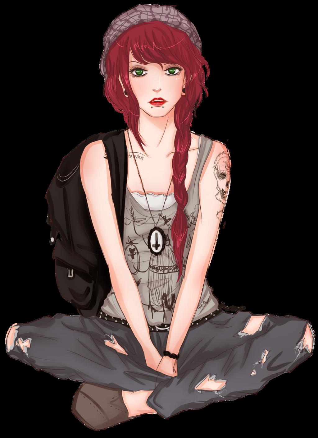 Anime Characters Full Body : Commission full body anime by lovelyartemis on deviantart
