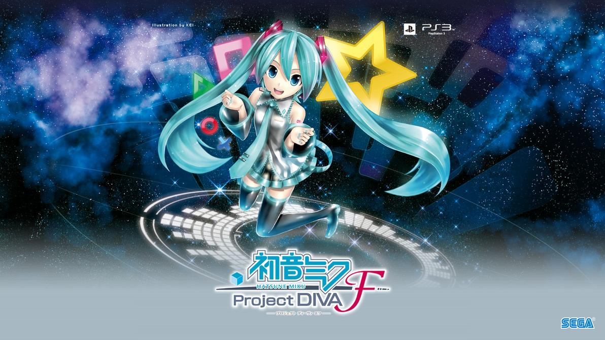 Hatsune Miku : Project DIVA F (PS3) by EvoXIII