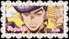 Josuke Kin Stamp by Cosmic-Ink