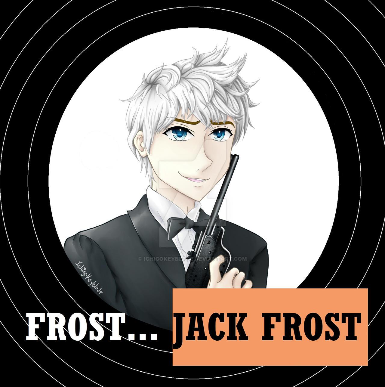 Frost... Jack Frost. by IchigoKeyblade