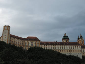 Abbey in Melk by Pauper-Circumstance