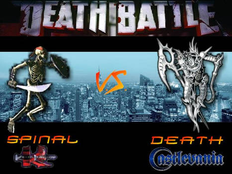 Death Battle: Spinal Vs Death