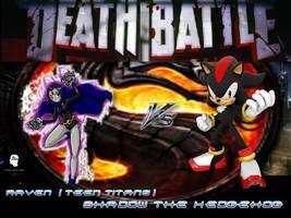 Death Battle Raven Vs Shadow by Stormtali